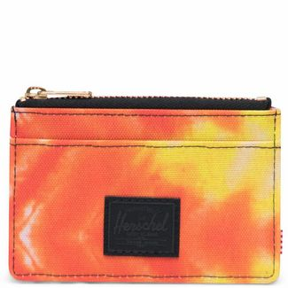 Herschel Oscar Geldbeutel orange / gelb