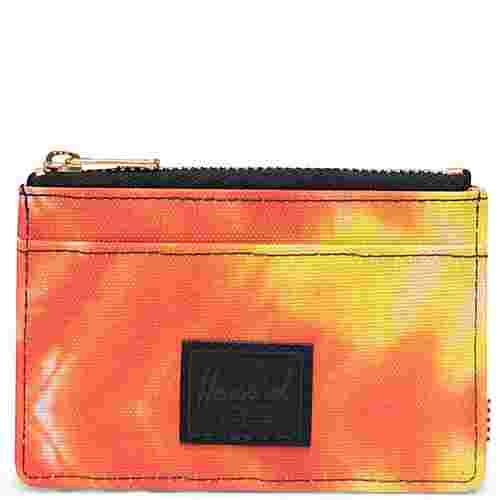 Herschel Oscar Geldbeutel orange / gelb