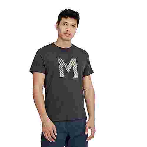 Mammut Sloper T-Shirt Men T-Shirt Herren phantom melange