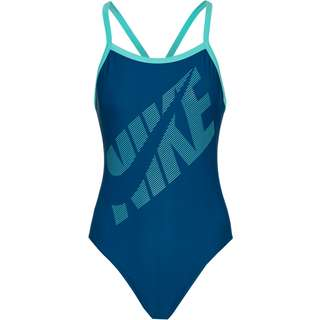 Nike Schwimmanzug Damen industrial blue