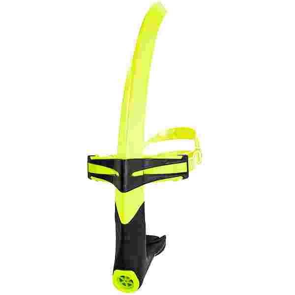 phelps Focus Swim Snorkel Schnorchel neon black