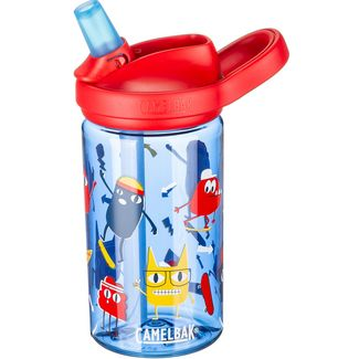 Camelbak eddy+ Kids 0,4 L Trinkflasche Kinder skate monsters