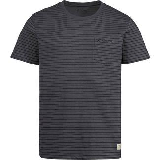 VAUDE Arendal II T-Shirt Herren black-grey