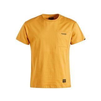 Khujo HERMAN T-Shirt Herren 553 DARK OCHRE
