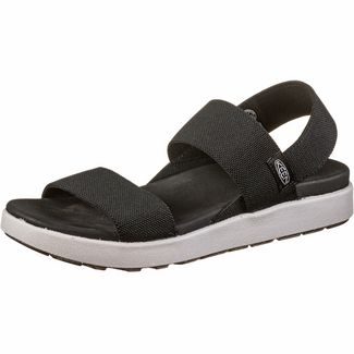 Keen Elle Backstrep Sandalen Damen black