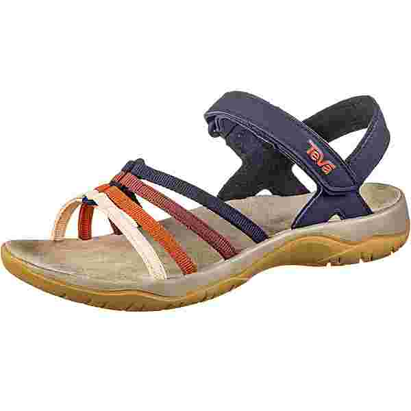 Teva Elzada Sandal Web Outdoorsandalen Damen eclips multi