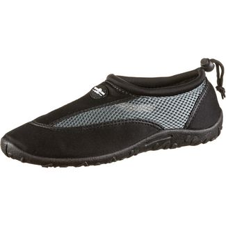 AQUA LUNG Cancun Wasserschuhe black silver