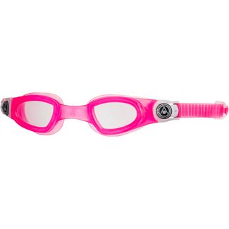 phelps Moby Kid Schwimmbrille Kinder clear lens;pink white