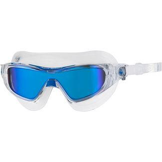 Aqua Sphere Vista Pro Schwimmbrille blut titanium mirror;trans blue