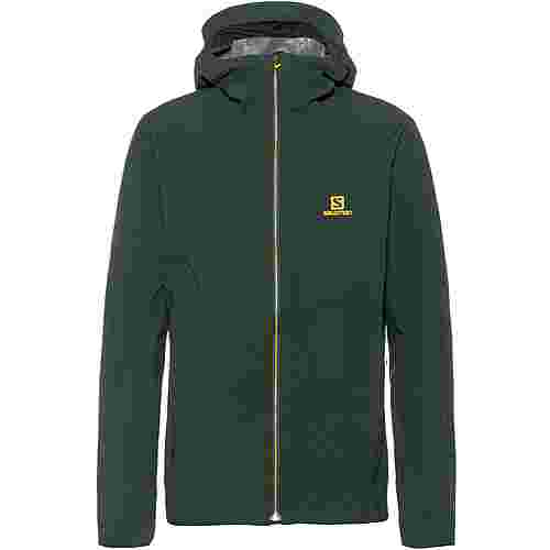 Salomon OUTLINE Hardshelljacke Herren green gables
