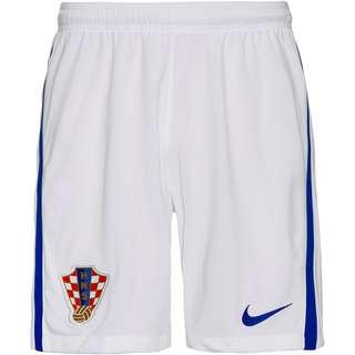 Nike Kroatien 2021 Heim Fußballshorts Herren white-bright blue