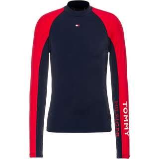 Tommy Hilfiger Surf Shirt Herren pitch blue
