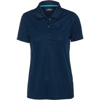 CMP Poloshirt Damen blue
