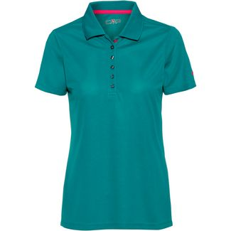 CMP Poloshirt Damen lake