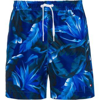 Tommy Hilfiger Badeshorts Herren vintage tropic intense blue