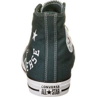 CONVERSE Chuck Taylor All Star Smile Sneaker Herren grau / weiß