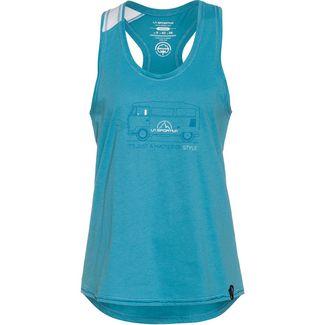 La Sportiva Van Tanktop Damen pacific blue