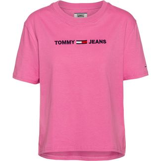 Tommy Hilfiger T-Shirt Damen pink daisy
