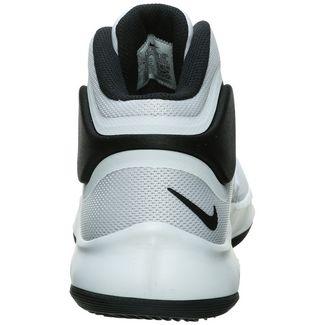 Nike Air Versitile IV Basketballschuhe Herren weiß / schwarz
