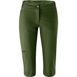 Maier Sports Inara Caprihose Damen bronze green