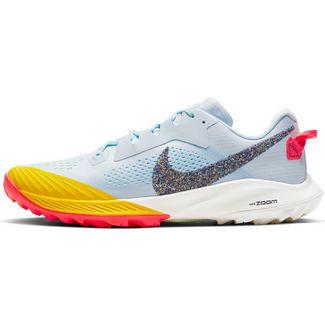 Nike Air Zoom Terra Kiger 6 Laufschuhe Herren aura-blackened blue-mint foam-speed yellow-laser