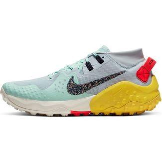 Nike Wildhorse 6 Laufschuhe Herren aura-blackened blue-mint foam-speed yellow-laser