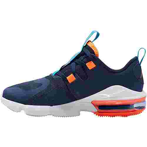 Nike Air Max Infinity Sneaker Kinder midnight navy-hyper crimson-laser blue
