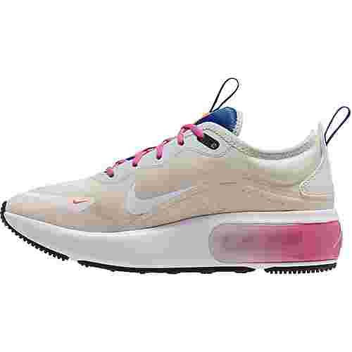 Nike Air Max Dia Sneaker Damen fossil-hyper crimson-pistachio frost