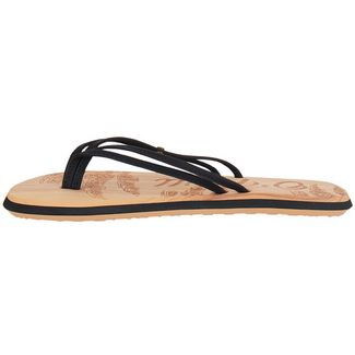 O'NEILL FW DITSY SANDALS Zehentrenner Damen black out