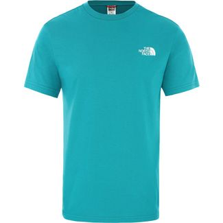 The North Face Simple Dome T-Shirt Herren fanfare green