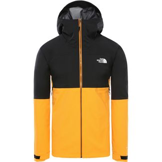 The North Face Impendor FutureLight™ Wanderjacke Herren tnf black/flame orange
