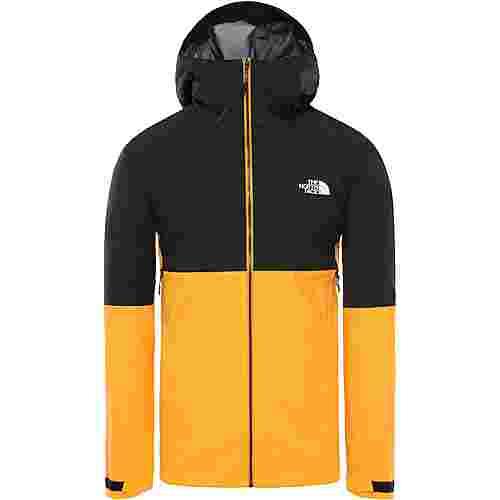 The North Face Impendor FutureLight™ Hardshelljacke Herren tnf black/flame orange