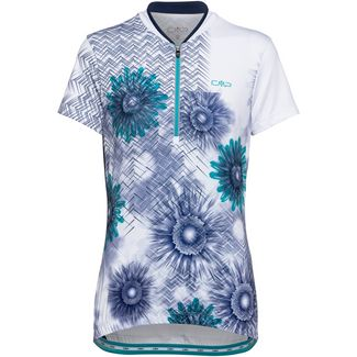 CMP Bike T-Shirt Fahrradtrikot Damen b.co-ceramic-blue