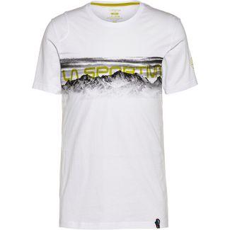 La Sportiva Landscape T-Shirt Herren white-black