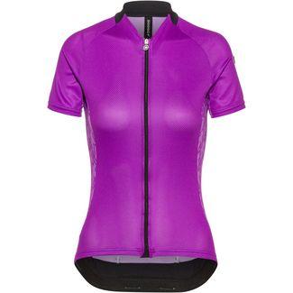 assos UMA GT SS Jersey EVO Fahrradtrikot Damen venus violet
