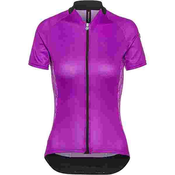 assos UMA GT SS Jersey EVO Trikot Damen venus violet