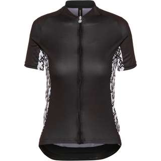 assos UMA GT SS Jersey EVO Fahrradtrikot Damen black series
