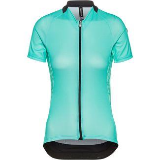 assos UMA GT SS Jersey EVO Fahrradtrikot Damen aqua green