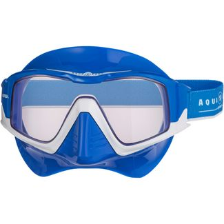AQUA LUNG Versa Taucherbrille blue white