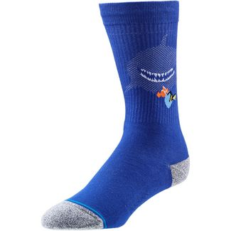 Stance Finding Nemo Sneakersocken blue
