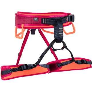 Mammut Ophir Fast Adjust Women Klettergurt Damen sundown-safety orange