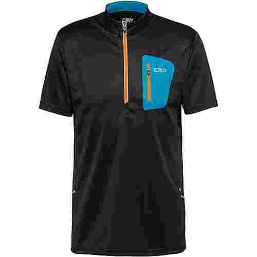 CMP T-Shirt Free Bike Fahrradtrikot Herren antracite-ottanio