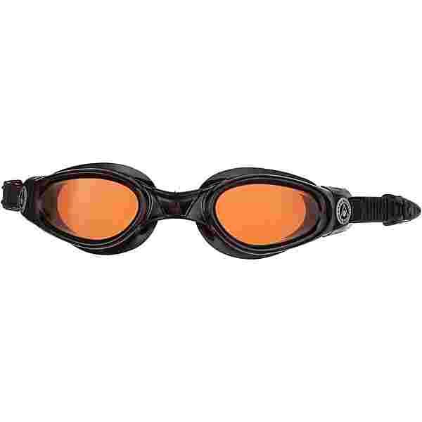 phelps Kaiman Schwimmbrille amber lens;black