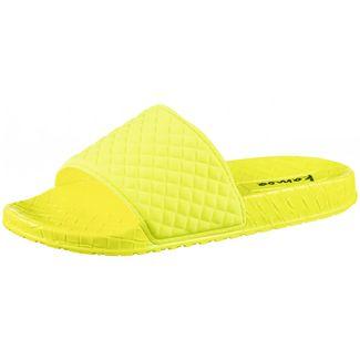 Kamoa PS NELE Badelatschen Damen yellow