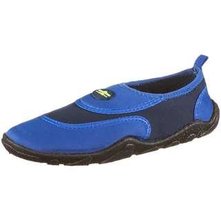 AQUA LUNG BEACHWALKER KIDS Wasserschuhe Kinder blue navy blue