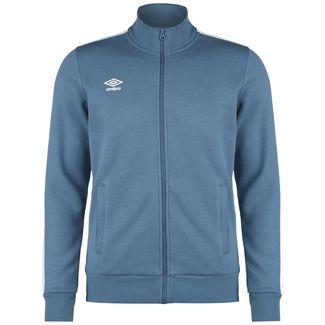 UMBRO FW Zip Track Trainingsjacke Herren blau / weiß