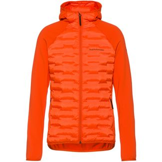 Peak Performance Argon Hybrid Steppjacke Herren aglow