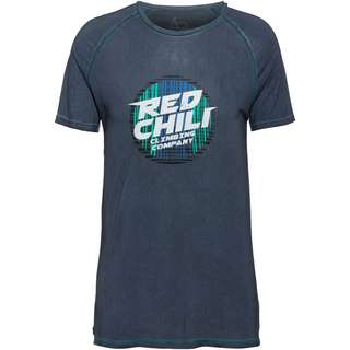 Red Chili Shodo Klettershirt Herren deep blue