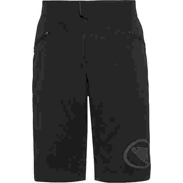 Endura SingleTrack Lite Shorts Fahrradshorts Damen schwarz