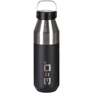 360° degrees 360° Vacuum Narrow Mouth 750 ML Isolierflasche black